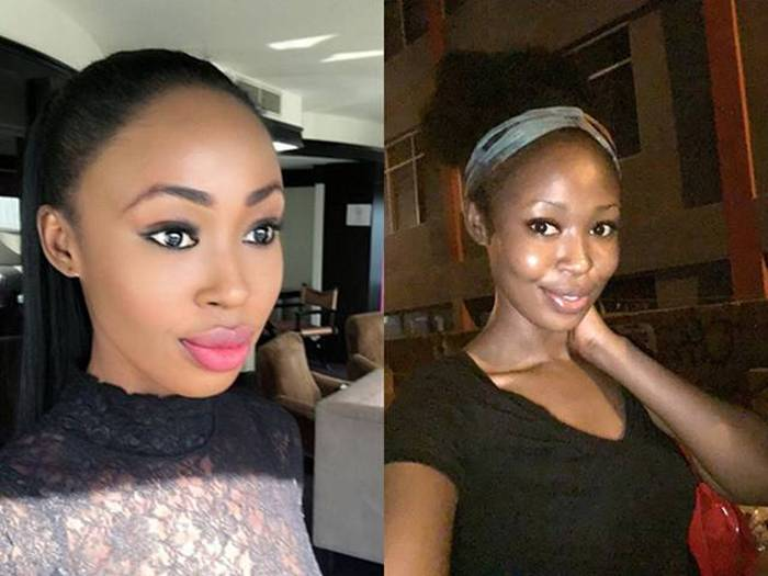Участницы конкурса красоты Мисс Вселенная с макияжем и без