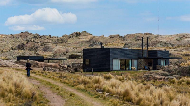Дом в сердце дикой природы Аргентины