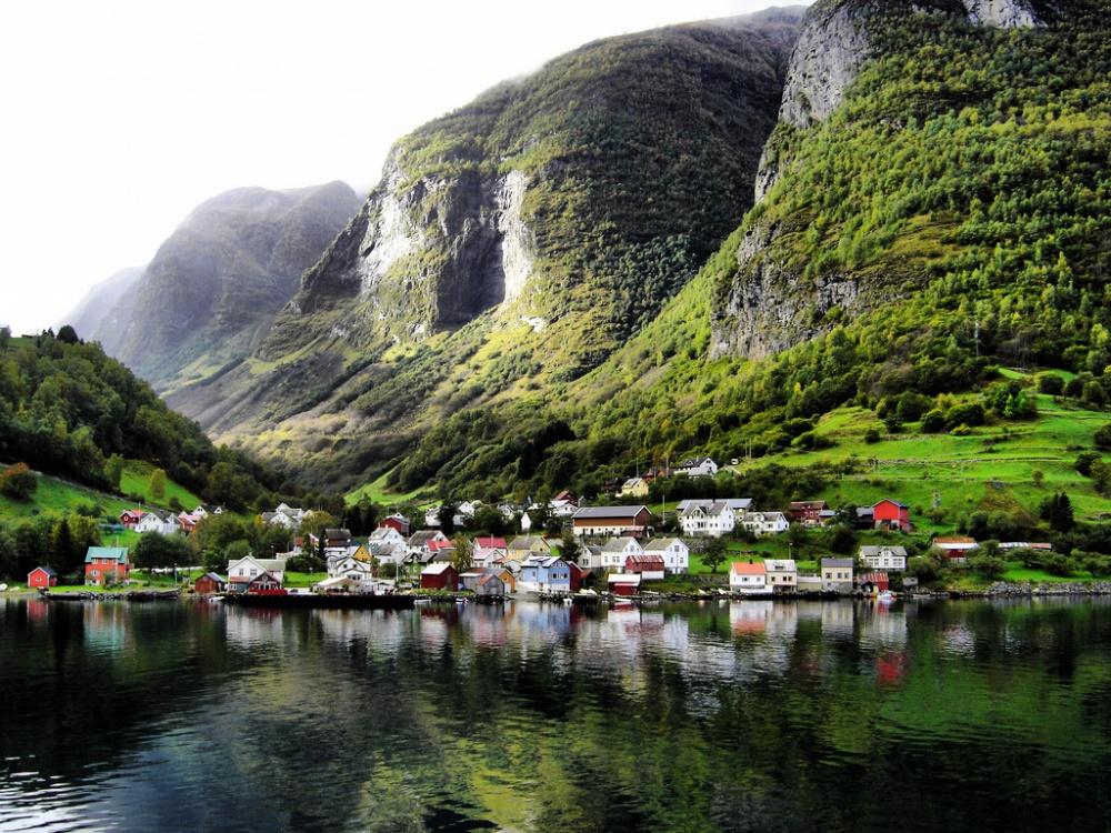 20 живописных деревушек для единения с природой