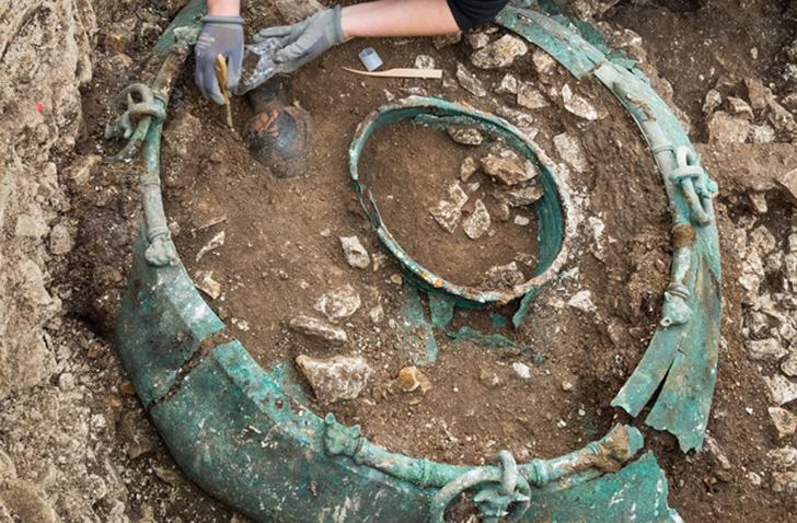Невероятные археологические открытия 2015 года
