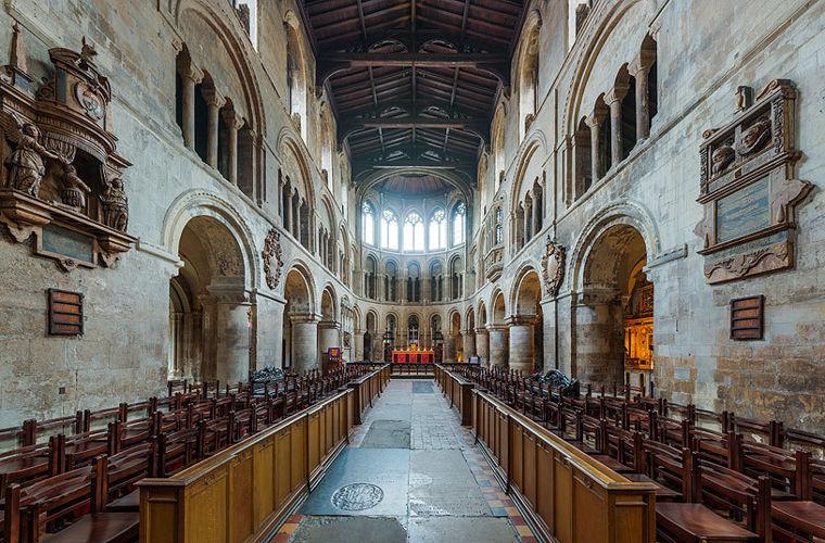 Самые красивые церкви мира британских СМИ