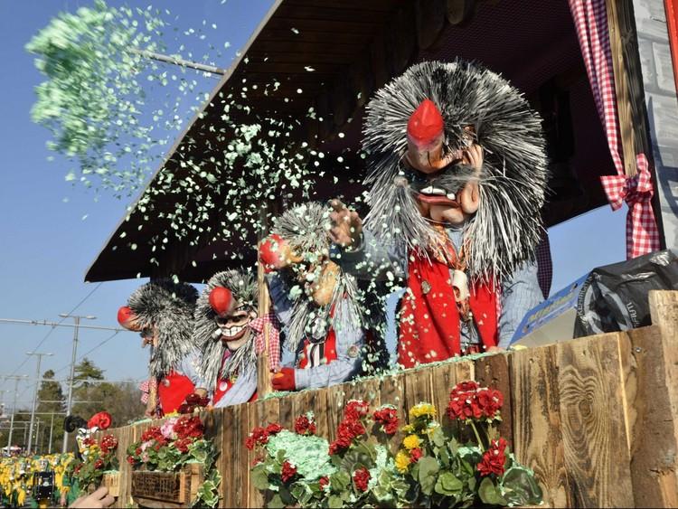 32 самых ярких праздника в мире