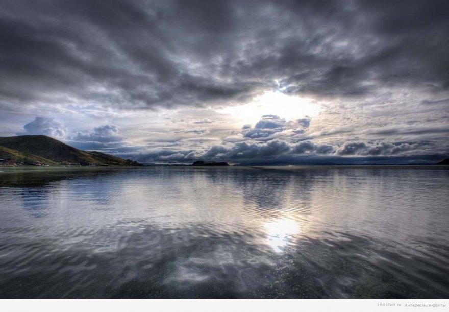 Интересные факты об озере Титикака