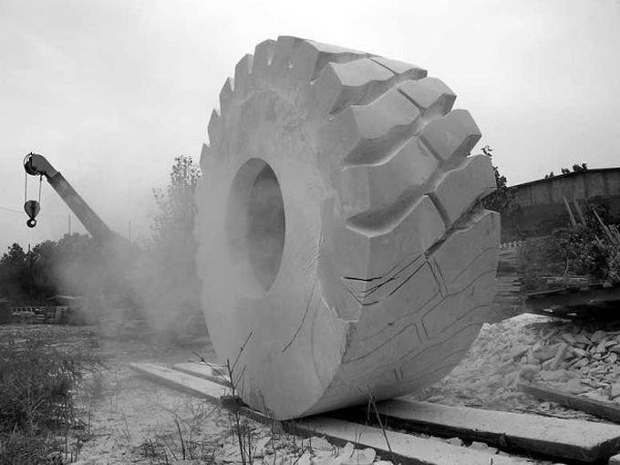 Удивительные скульптуры Фабио Виале