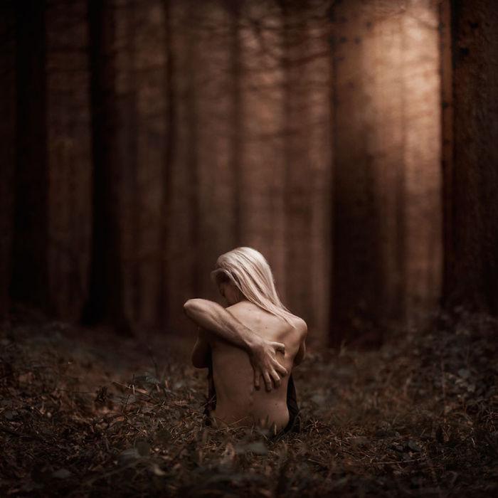 Фантазии, страхи и чувства в работах Михаила Захорнаки