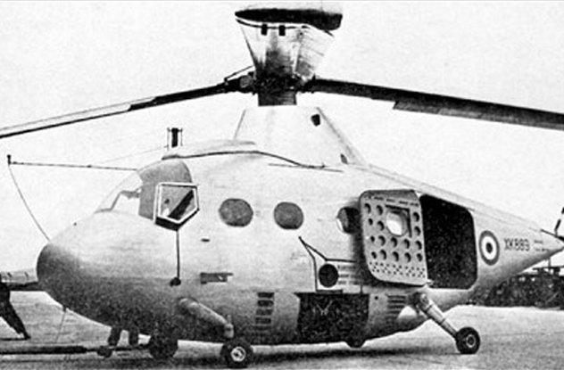 Самые невероятные экспериментальные вертолёты за всю историю