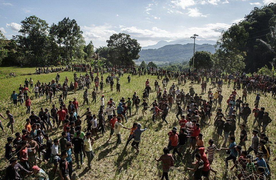 Странная традиция народа тораджи