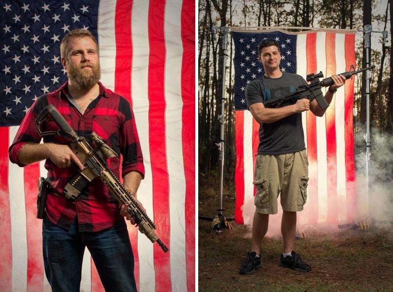 Одним из самых популярных подарков в США в 2015 году стало оружие
