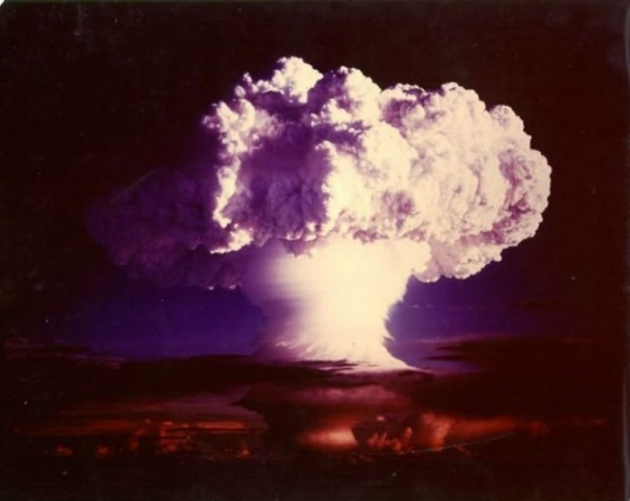 5 мощных ядерных взрывов, снятых на камеру