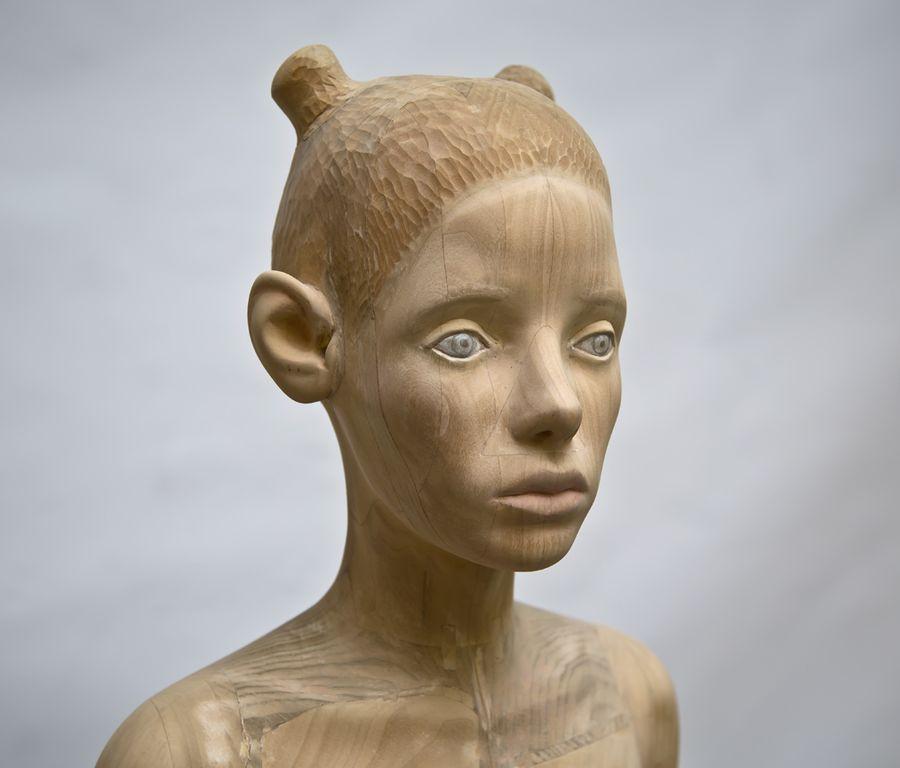 Концептуальные скульптуры от Теда Лоусона