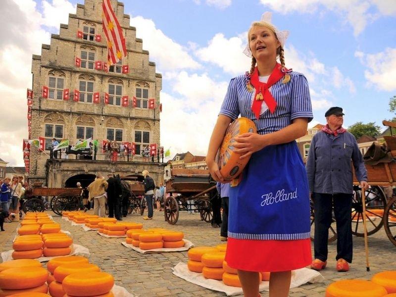 Причины посетить Нидерланды