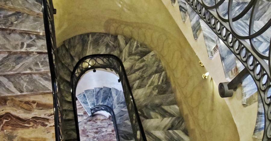 Удивительные лестницы со всего мира