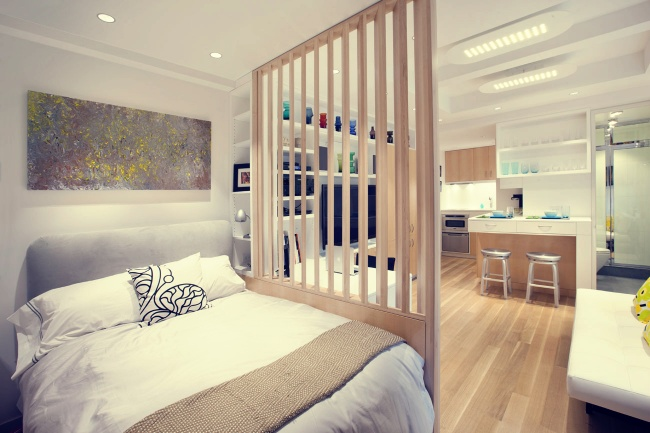10 способов увеличить маленькую квартиру