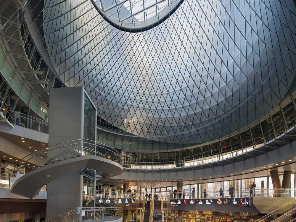 25 фантастических зданий 2015 года, которые опередили время