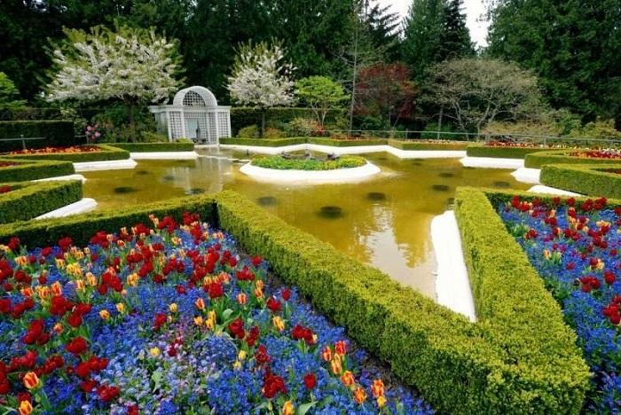 10 всемирно известных садов и парков