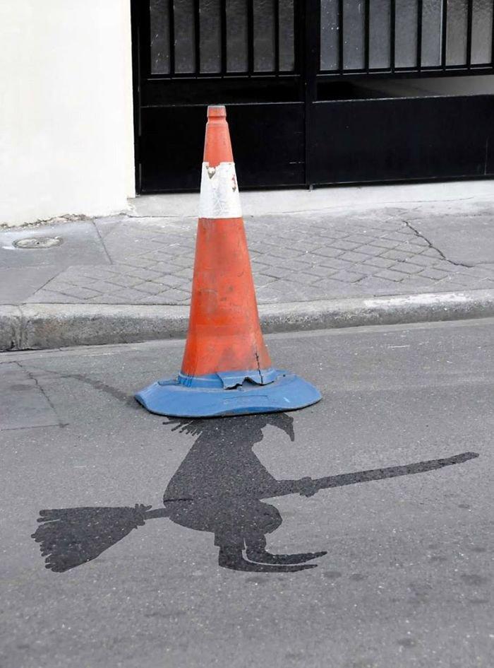 Парижские улицы в фотографиях Сандрин Эстрад Буле