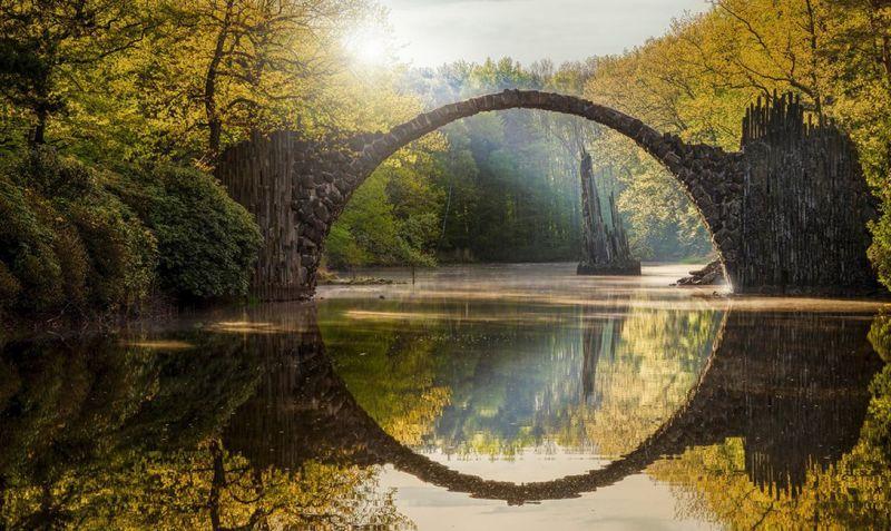 Самые необычные места мира