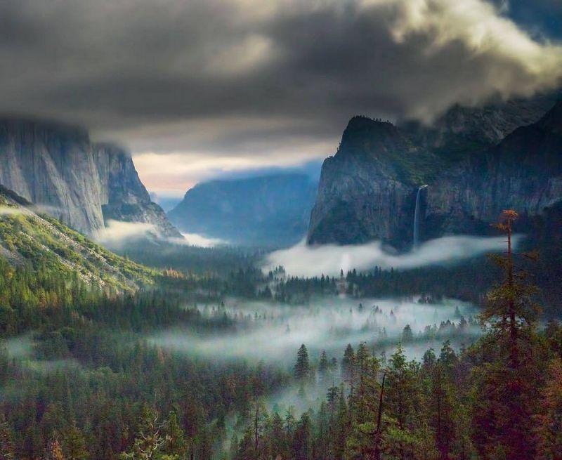 Восхитительные снимки от путешественника Криса Буркарда