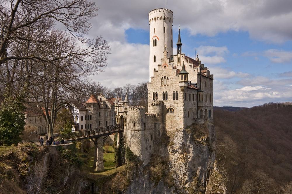 20 самых знаменитых замков