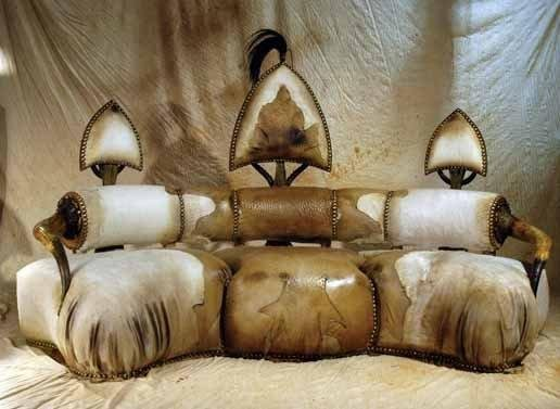 Фэнтези мебель от Мишеля Аяра