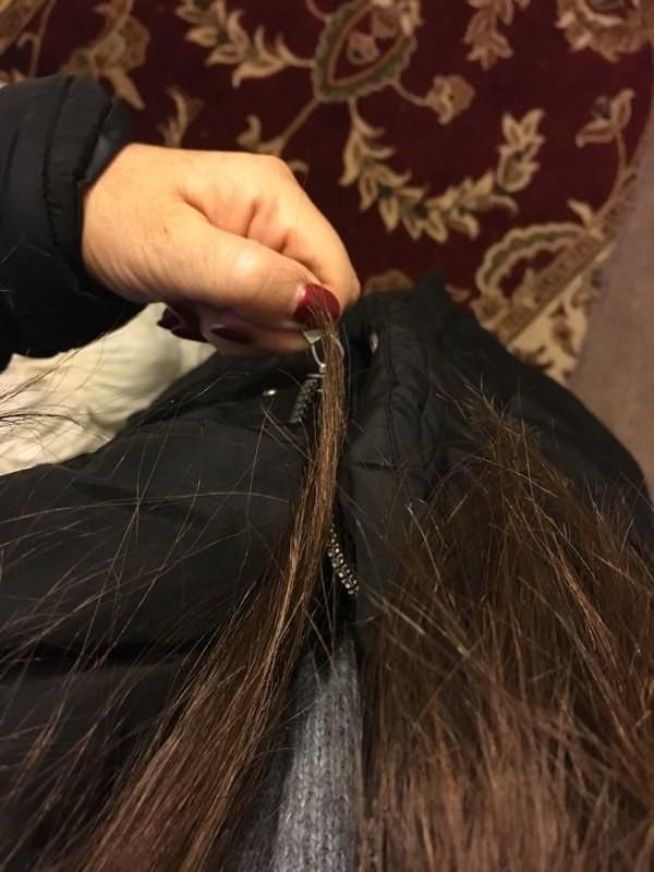 Как длинные волосы портят жизнь