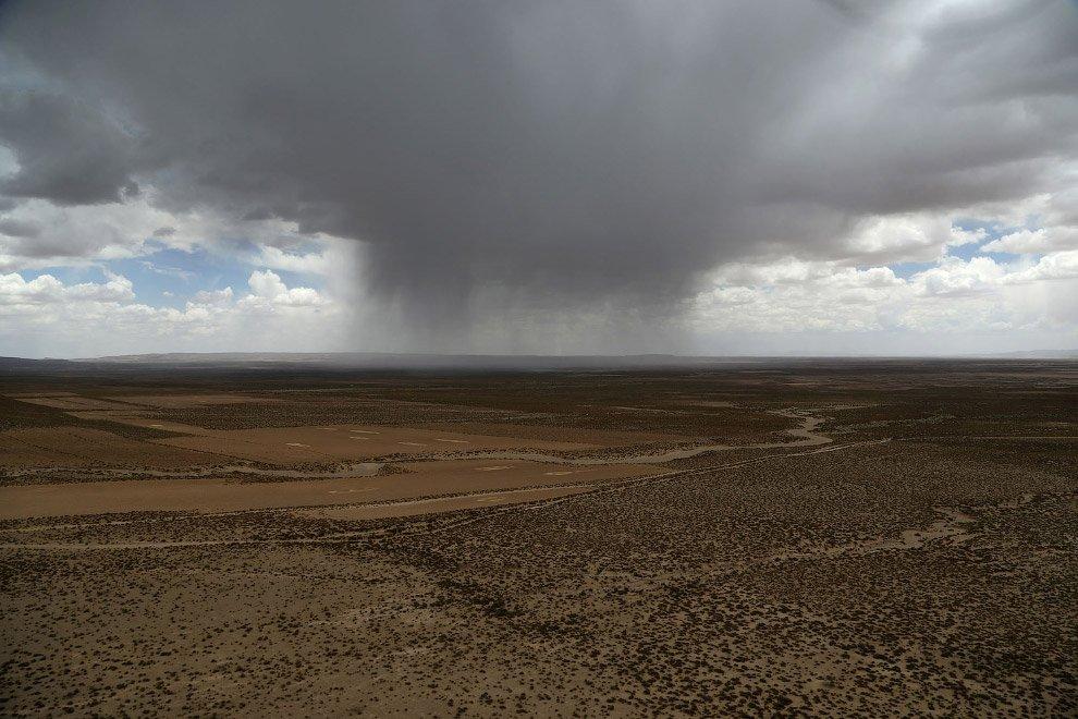 Гонка в пустыне - Ралли Дакар 2016