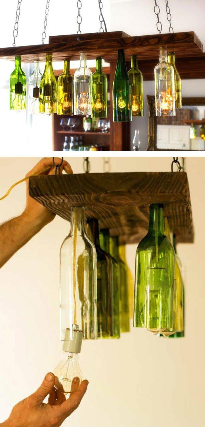 Интересные поделки из старой кухонной утвари