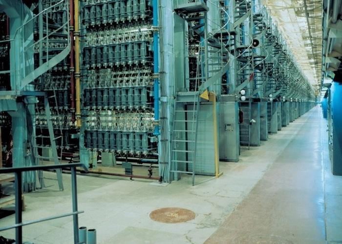 Как производят ядерное топливо