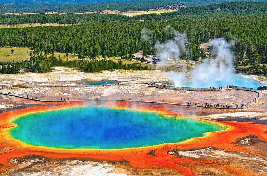 Красоты природы нашей планеты