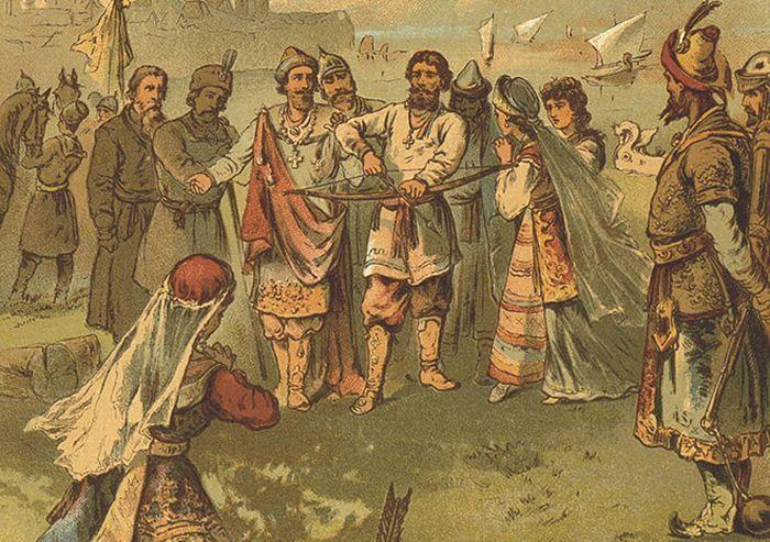 Несправедливо забытые древнерусские богатыри