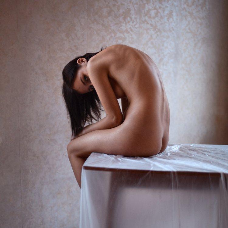 Красивые девушки на снимках Дениса Куликова