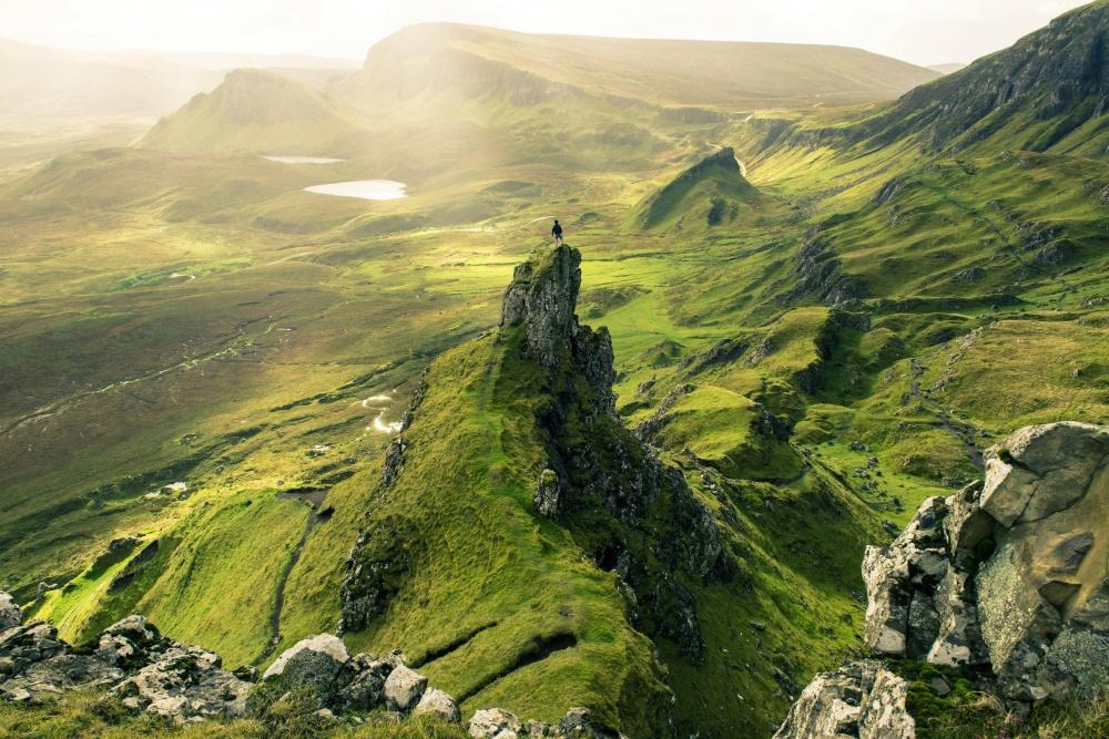 Остров Скай, который словно вышел из сказки