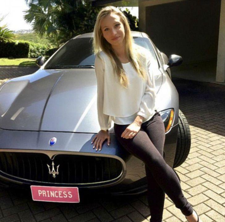 Принцесса инстаграма хочет зарабатывать сама