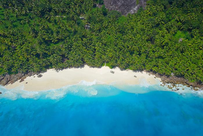 Райские экзотические места, где лето круглый год