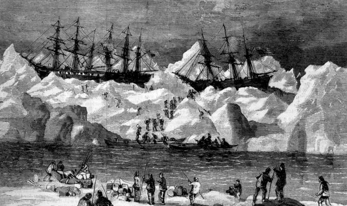 7 загадок древнего льда