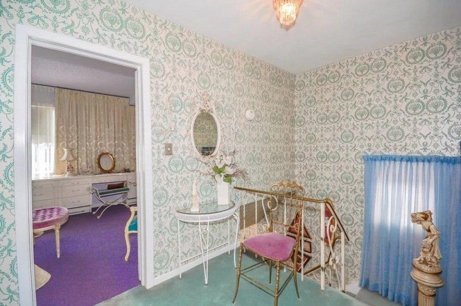 Дом, который не менялся на протяжении 72 лет