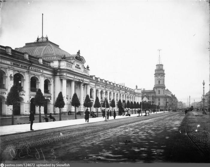 Редкие фотографии дореволюционного Петербурга