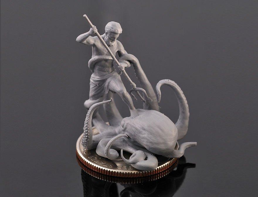 Возможности современного 3D-принтера