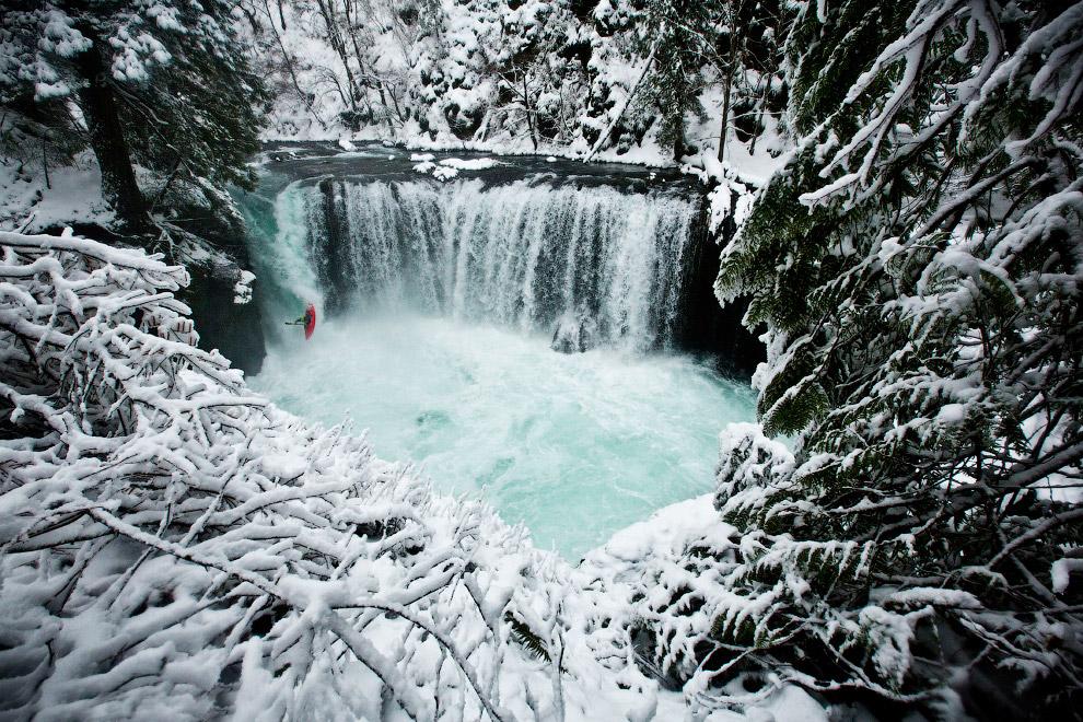 Зимние фото из разных стран мира