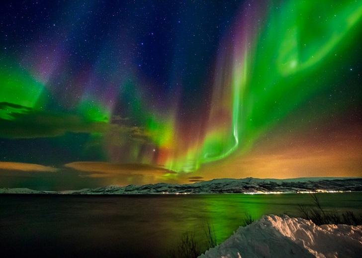 10 интересных фактов, которых вы не знали о северном сиянии