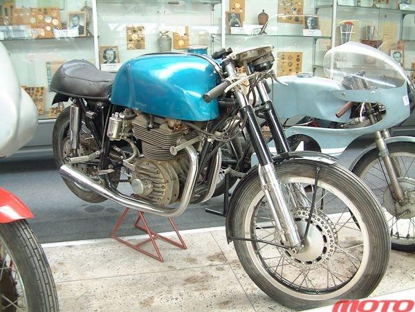 Гоночные мотоциклы СССР