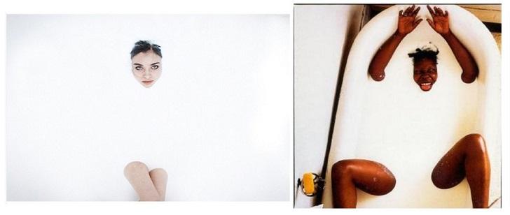 Работы фотографа Тайлер Шилдс: плагиат или постмодернизм