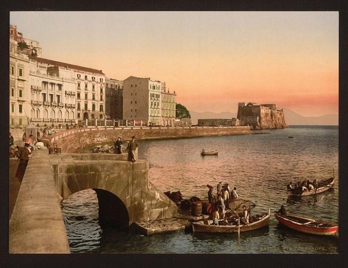 Ретро-фотографии Италии