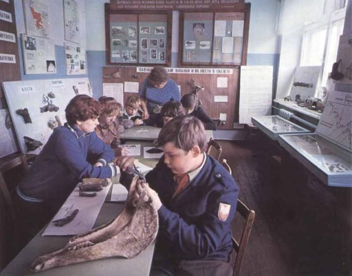 Школьная форма разных времен, о которой мы не знали