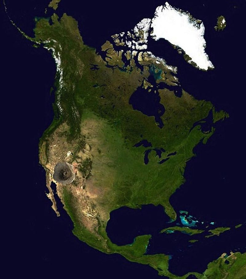 11 фотографий, которые заставляют понять, как поразительно мала наша Земля
