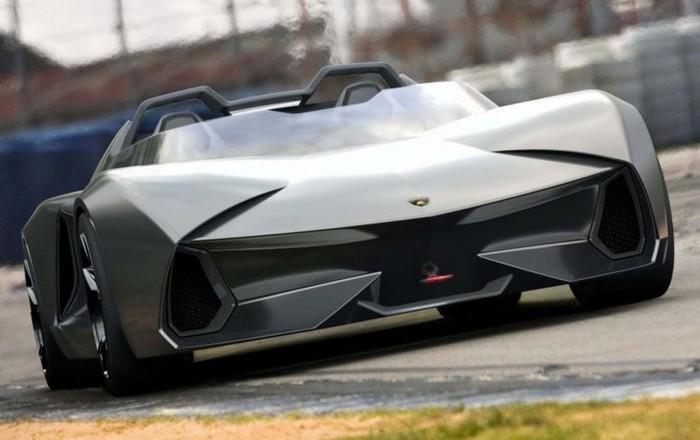 9 ярких концептов от разработчиков Lamborghini