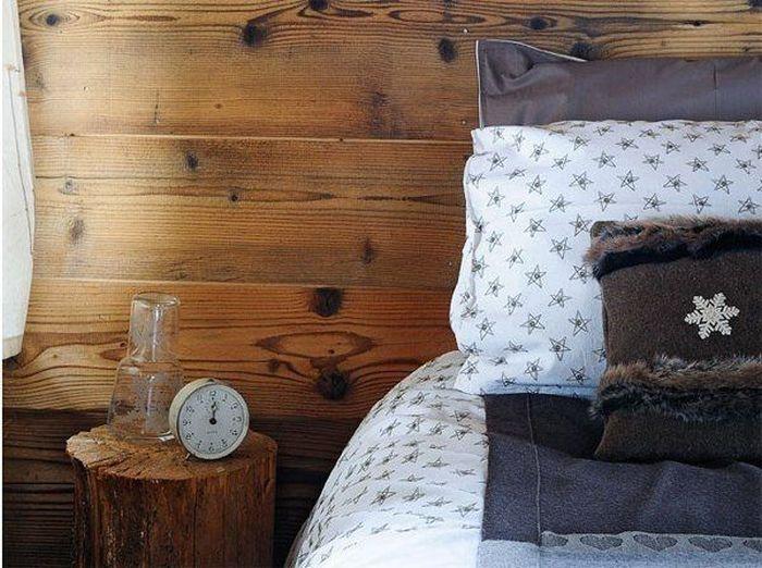 Экологически чистый домик мечты во Французских Альпах