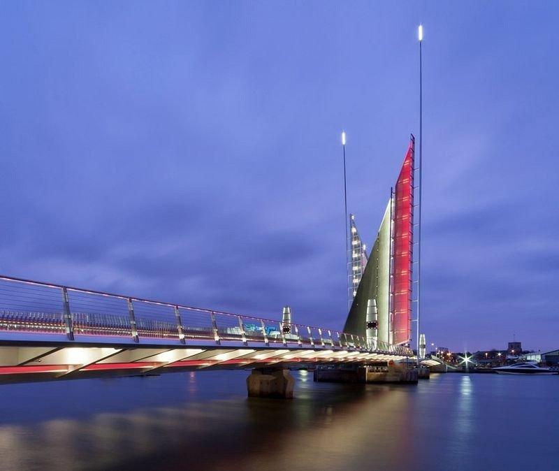 Мост Два паруса