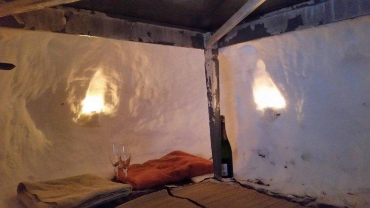 Уютное местечко для романтического вечера