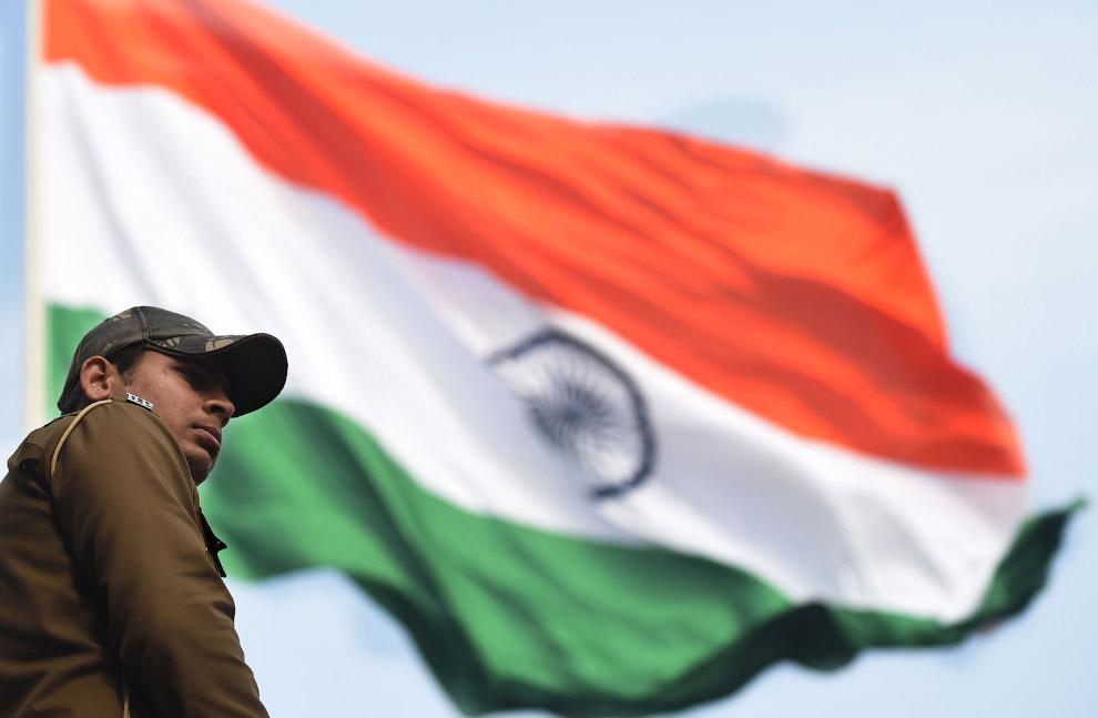 Как проходил День Республики в Индии